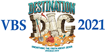 Destination DIG Unearthing the truth about Jesus