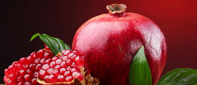The Year of the Pomegranate