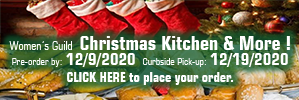 Women's Guild Christmas Kitchen & More